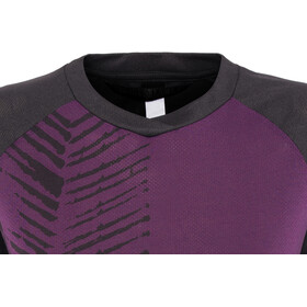 ION Scrub AMP Tee LS 3/4 Women pink isover